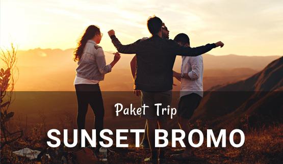 wisata sunset bromo