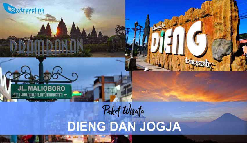 Paket wisata dieng dan yogyakarta