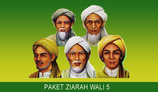 Paket Ziarah Wali 5